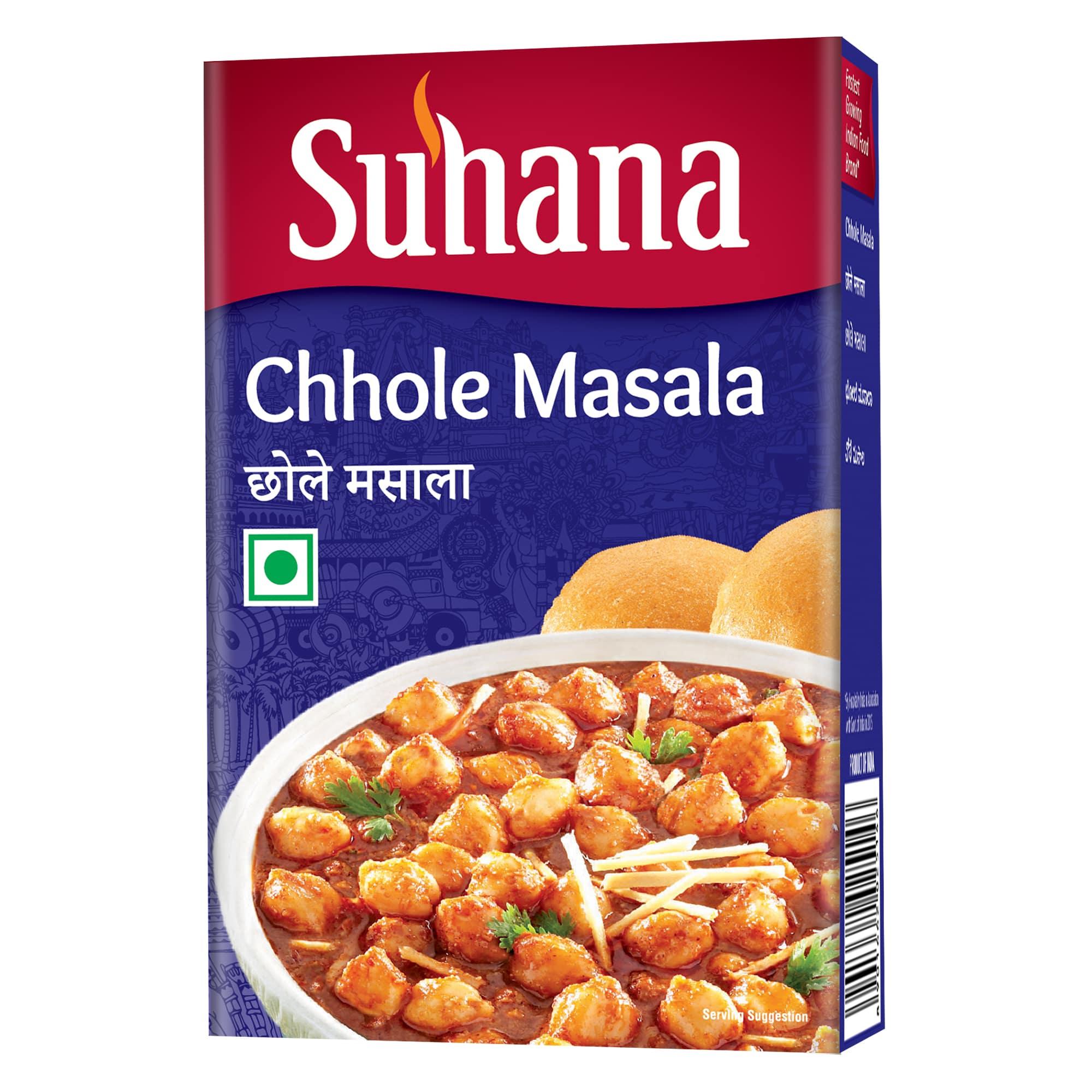 Suhana Chhole Masala Box