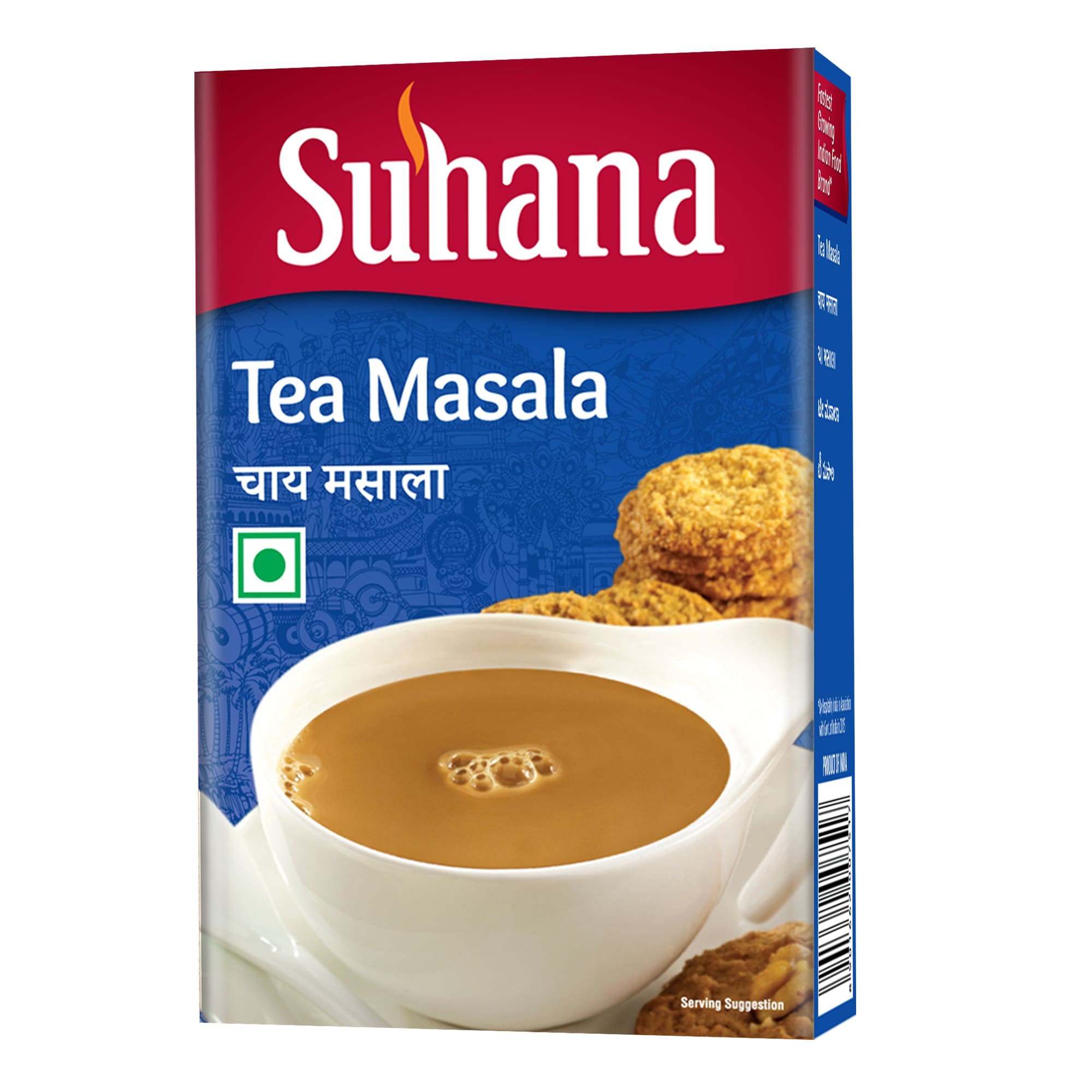 Suhana Tea Masala 50 g Box