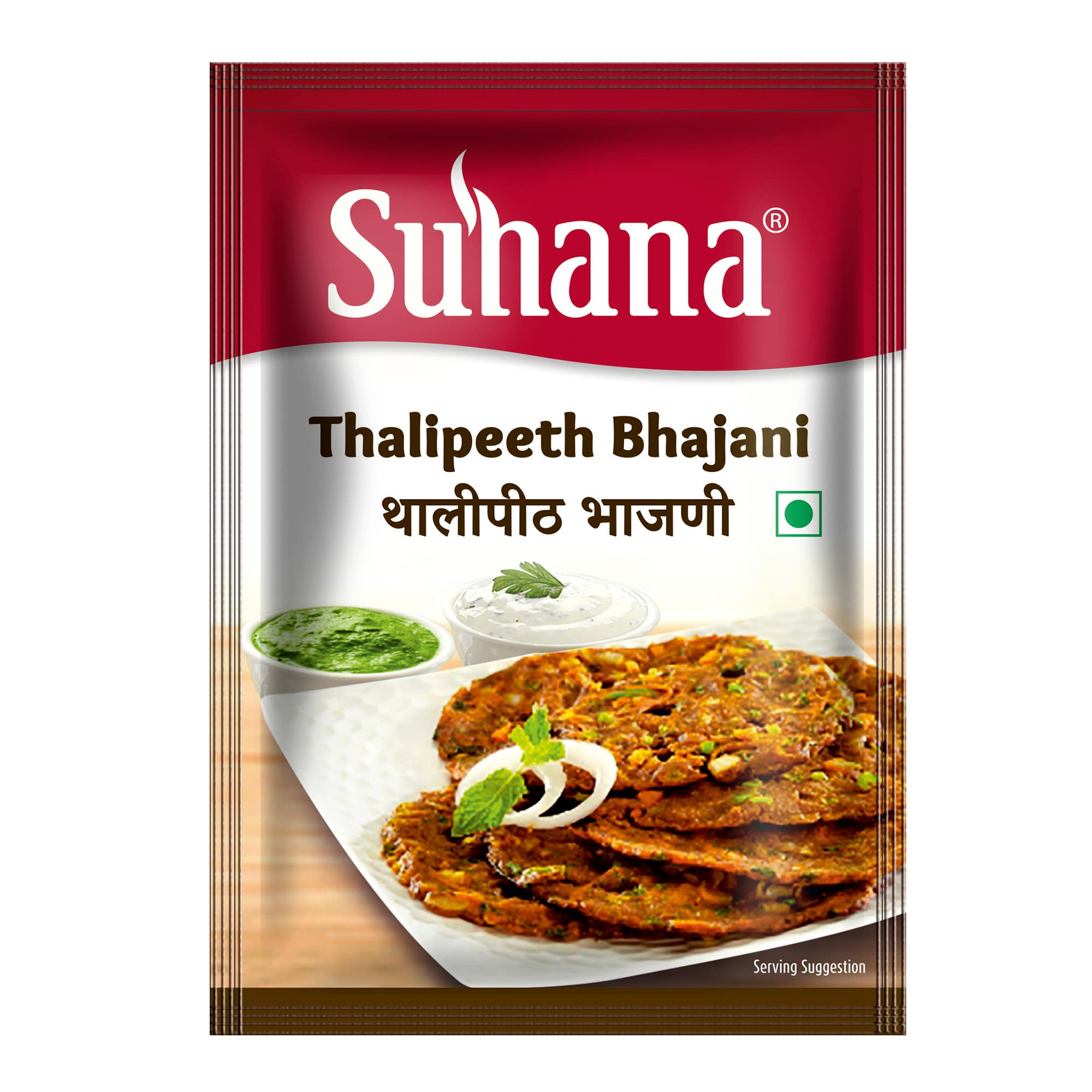 Suhana Thalipeeth Bhajani 200 g Pouch