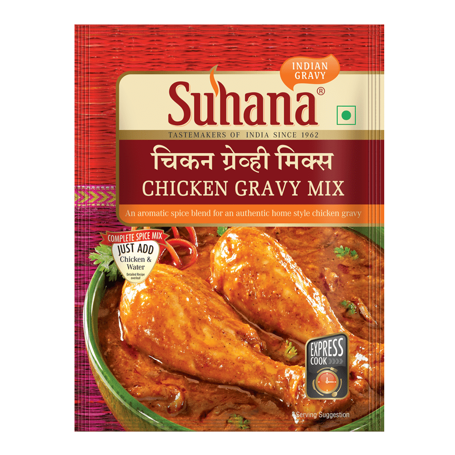 Suhana Chicken Gravy Mix 80 g