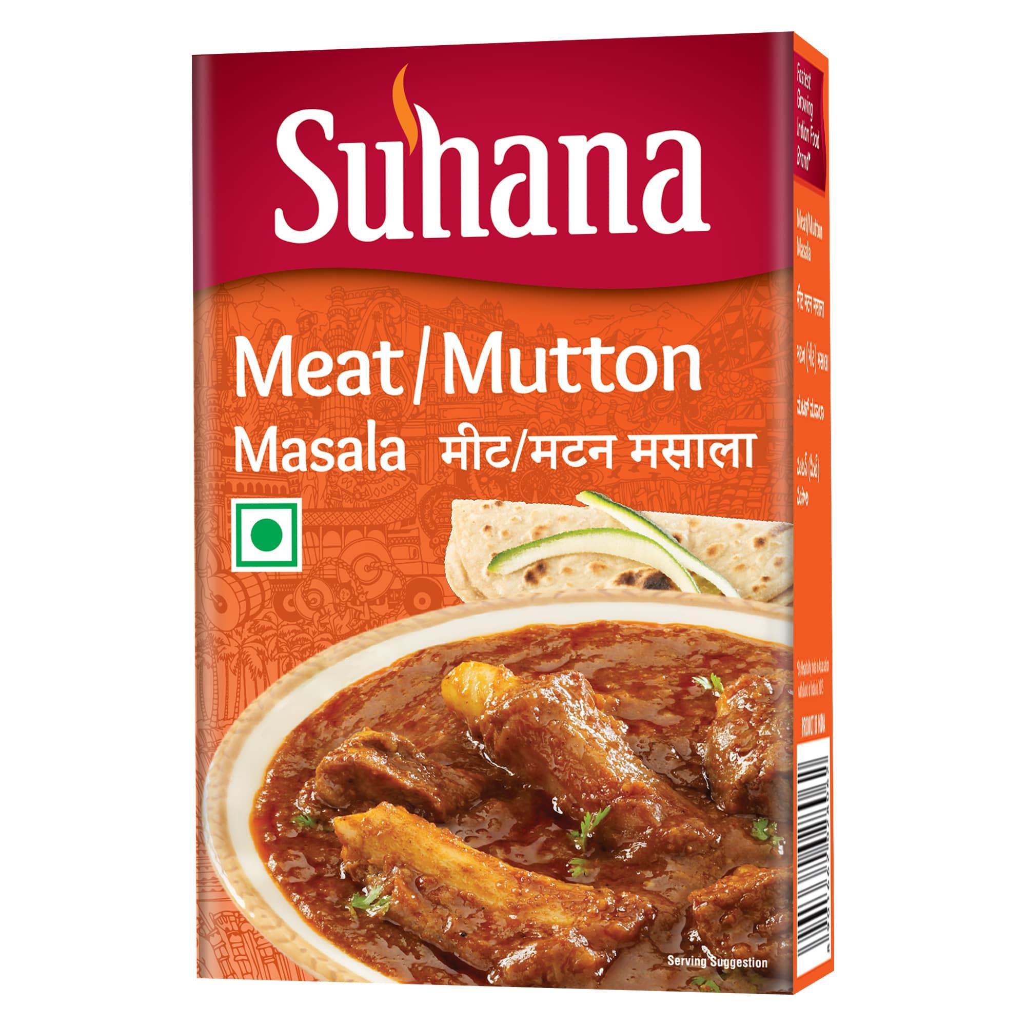 Suhana Mutton (Meat) Masala Box