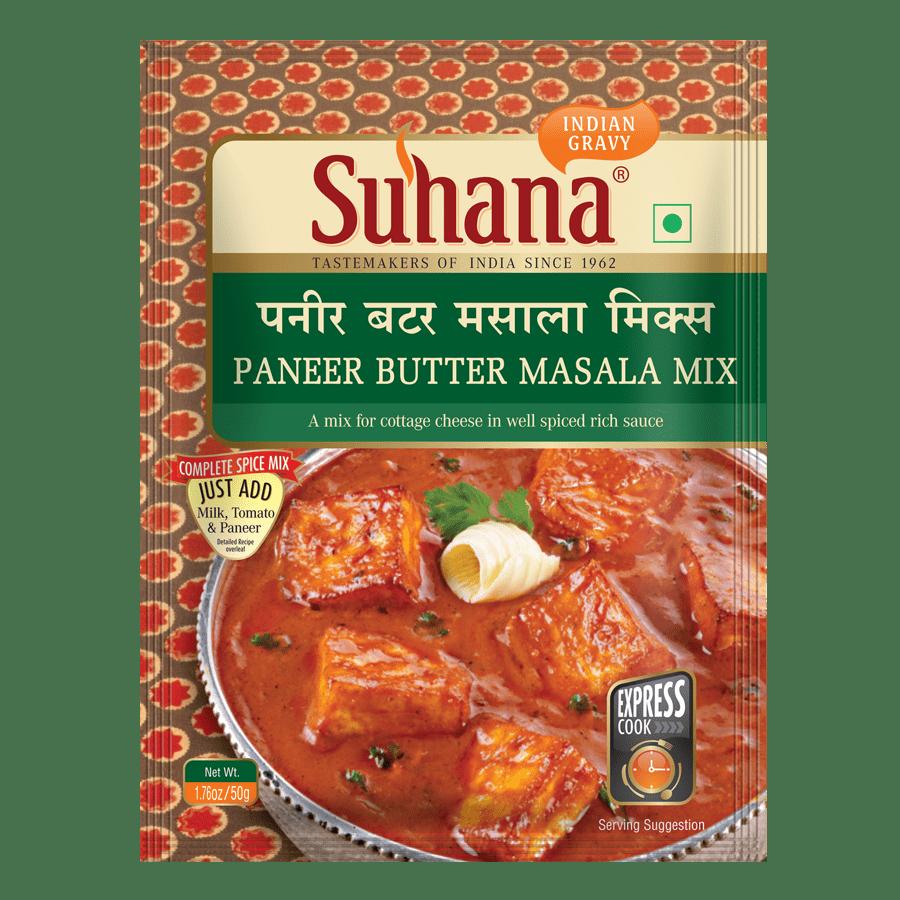 Suhana Paneer Butter Spice Mix 50 g