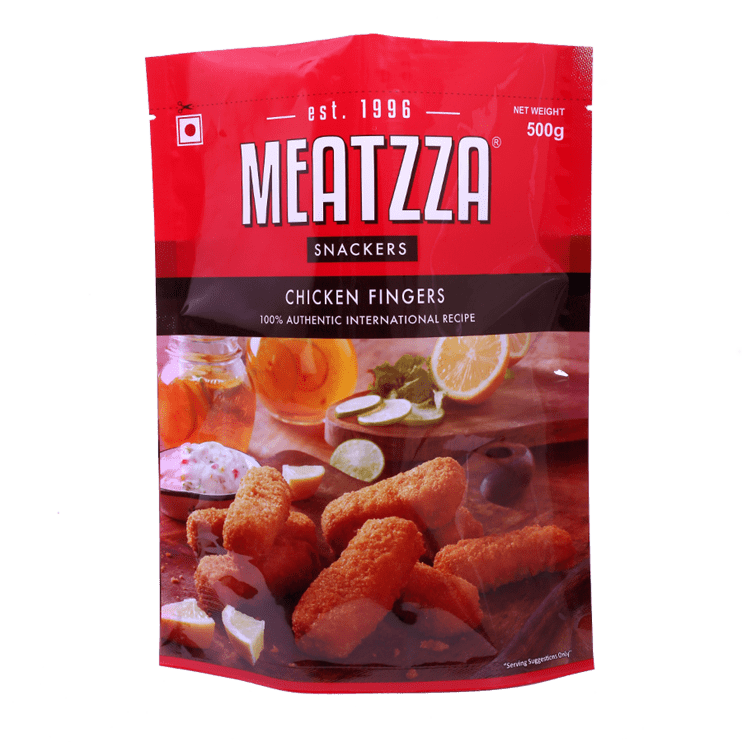 Meatzza Chicken Fingers 500 g