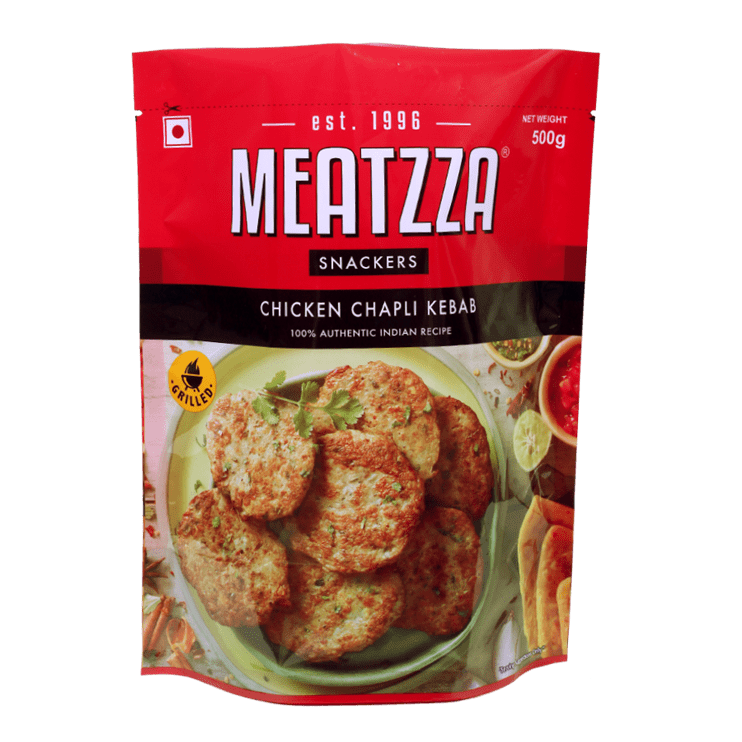 Meatzza Chicken Chapli Kebab 500 g