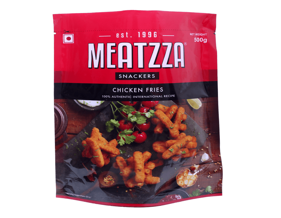 Meatzza Chicken Fries 500 g