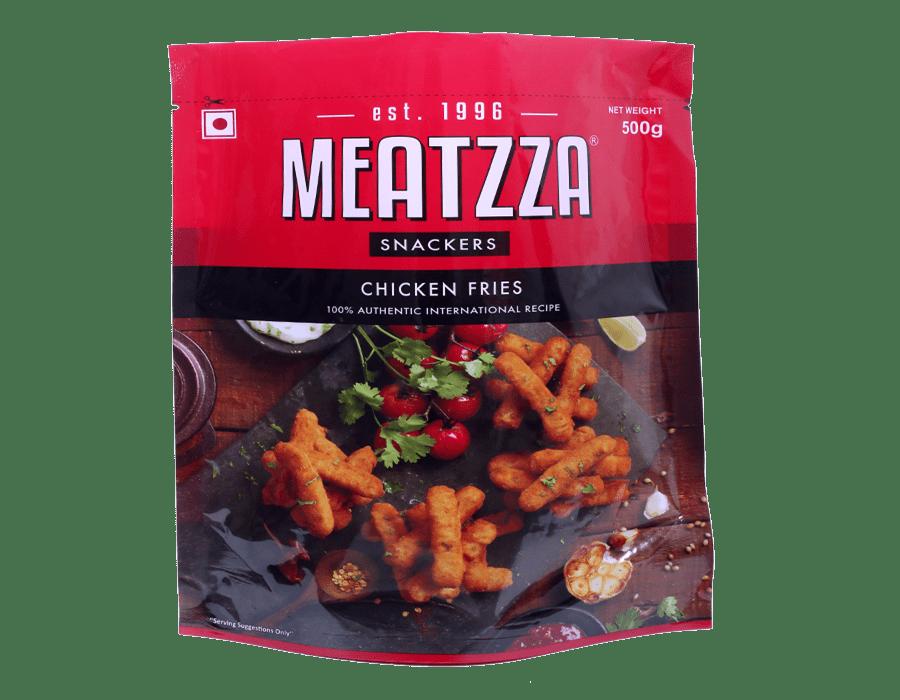 Meatzza Chicken Fries 500 g