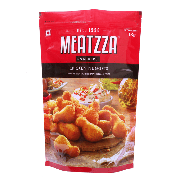 Meatzza Chicken Nuggets 1 Kg