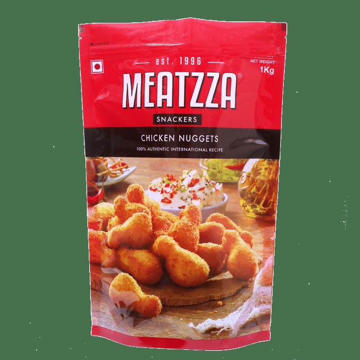 Meatzza Chicken Nuggets 1 Kg