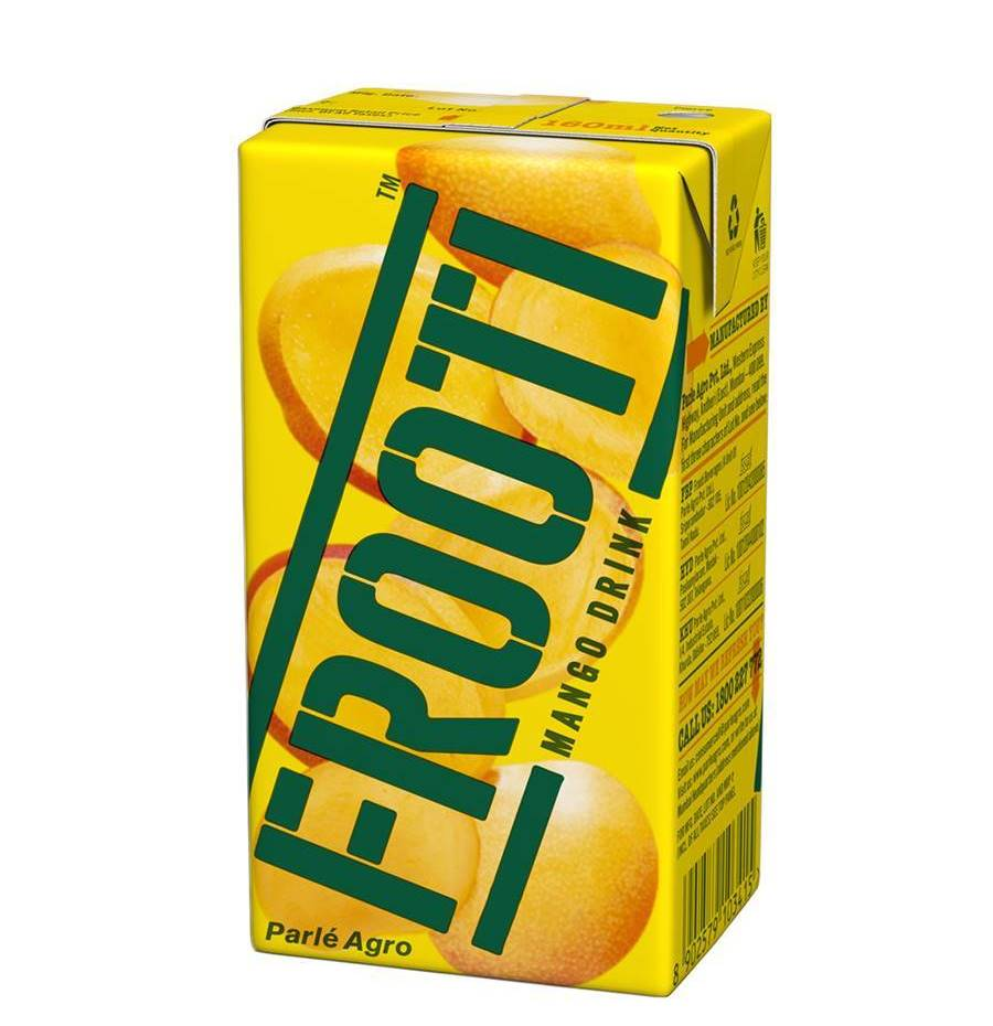 Frooti Tetrapack 160 ml