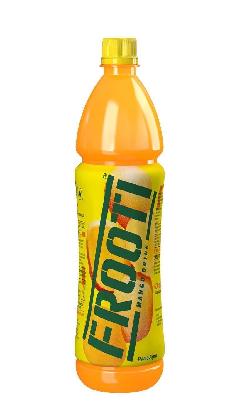 Frooti PET 600 ml