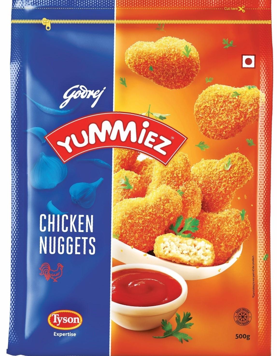 Yummiez Chicken Nuggets