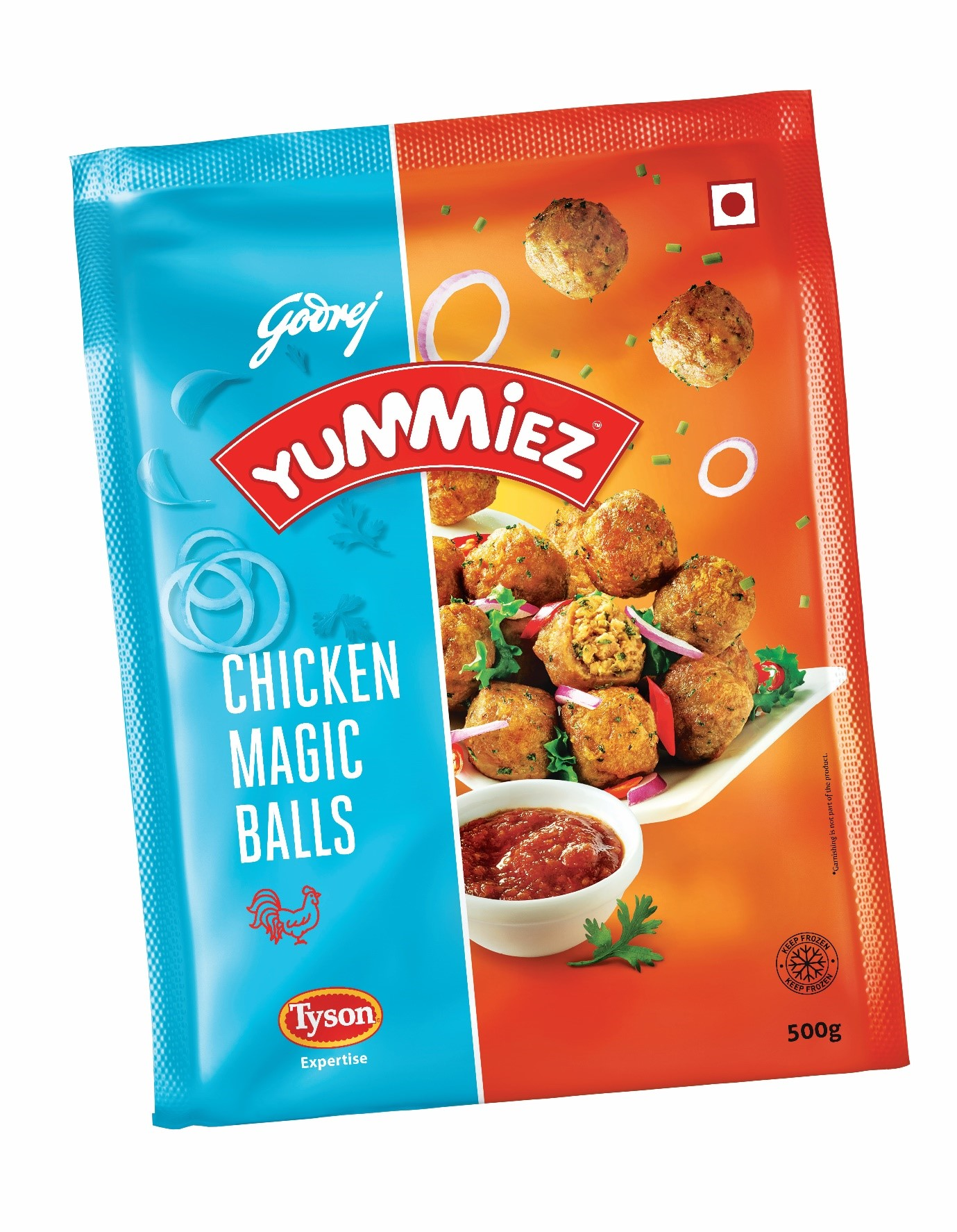 Yummiez Chicken Magic Balls 500 g