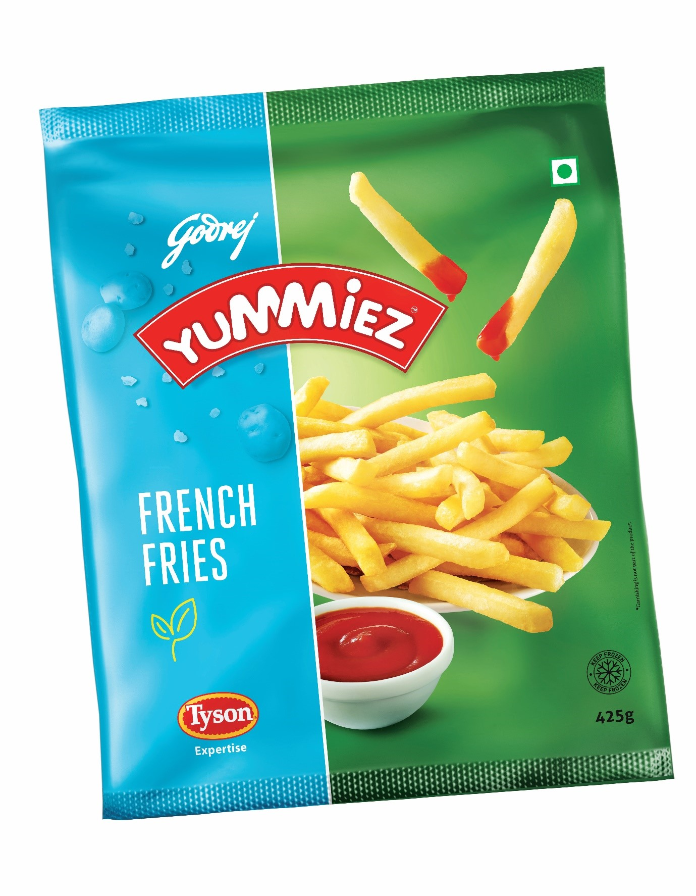 Yummiez French Fries 425 g