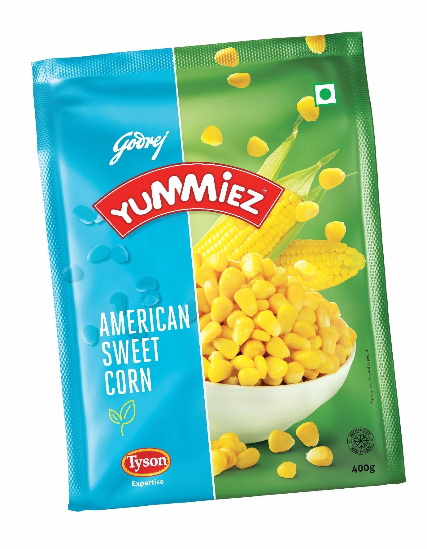 Yummiez American Sweet Corn 400 g
