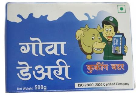 Goa Dairy Butter 500 Gms