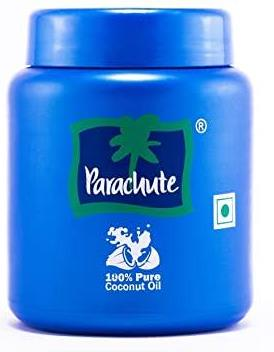 Parachute 100% Pure coconut Oil ( Jar)