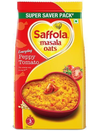 Saffola Masala Oats - Peppy tomato 500 G
