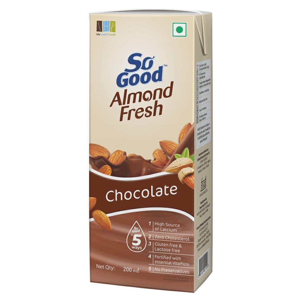 So Good Almond Fresh (Chocolate)