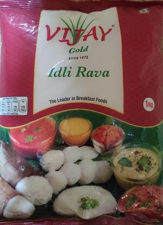 Vijay Gold Idli Rawa - 1 Kg