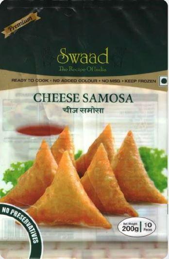 Swaad Cheese Samosa 200 g