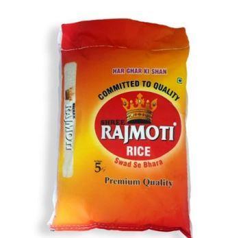 Rajmoti Rice - 5 Kg