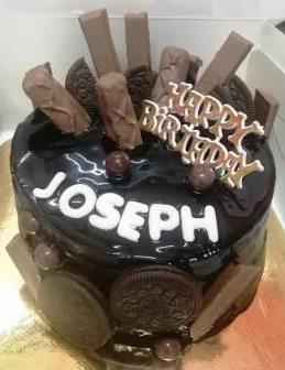 Chocolate Overload Cake - 1.5 Kgs