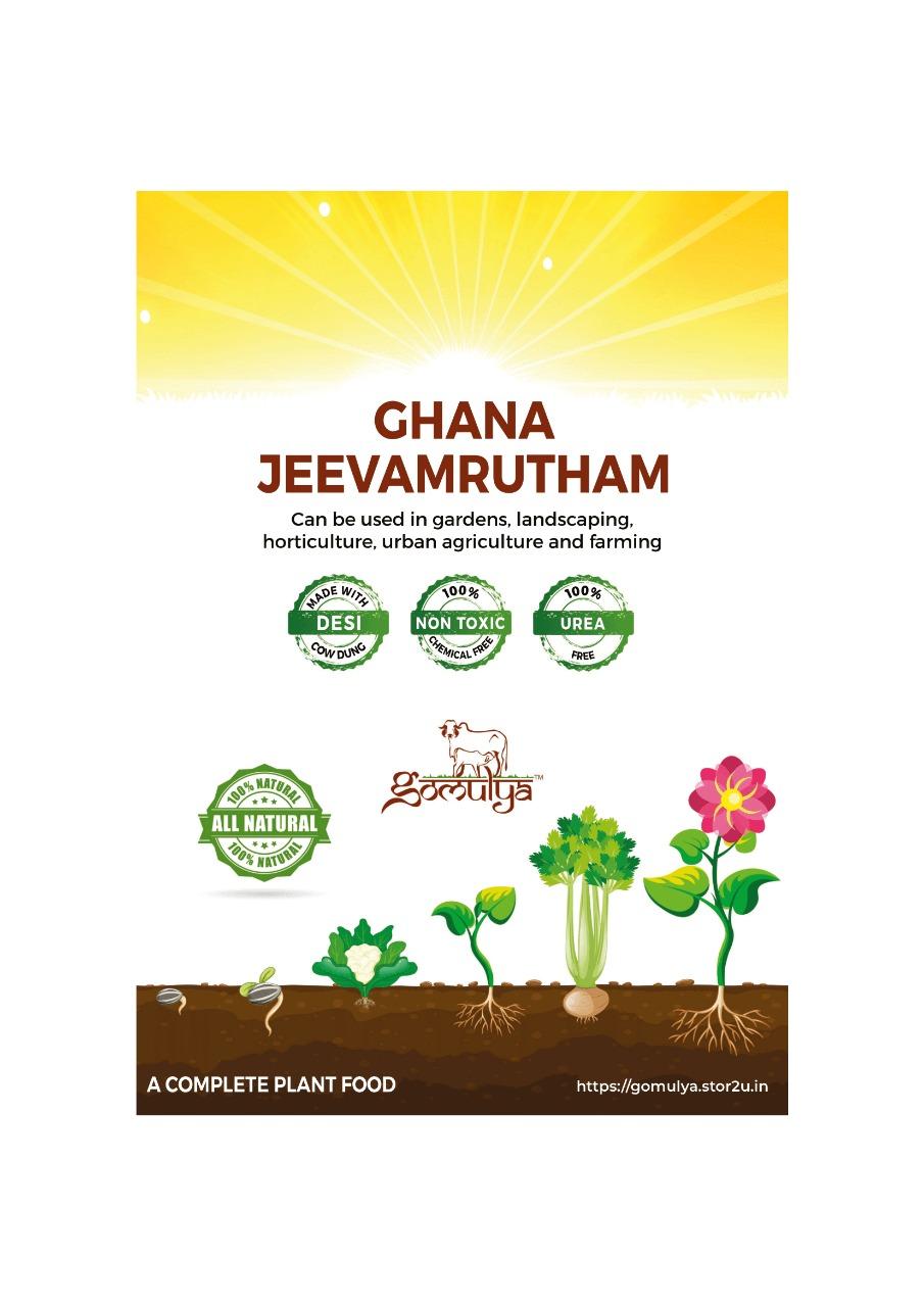 Ghana Jeevamrutham  1 Kg