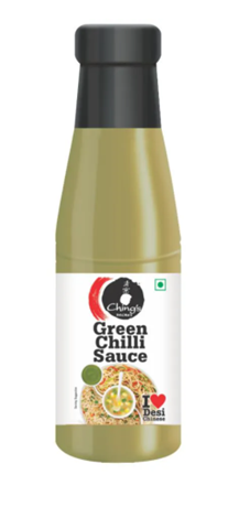 Ching's Secret Green Chilli Sauce - 190 g