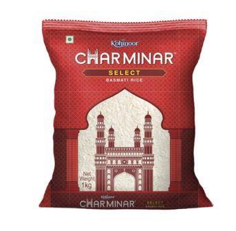 Kohinoor Charminar Select basmati Rice - 1 Kg