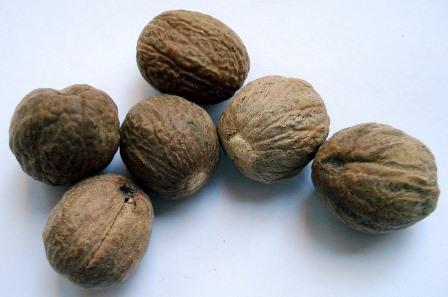 Nutmeg (Jaiphal) - Whole