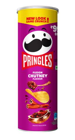 Pringles Fusion Chutney - 107 g