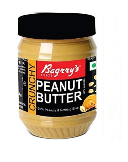 Bagrry's Crunchy Peanut Butter
