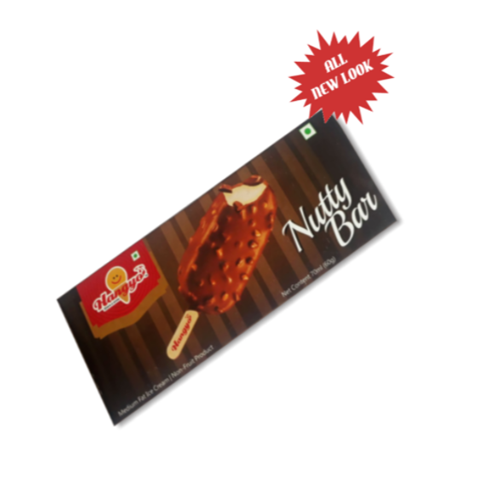 Hangyo Nutty Ice Cream Bar 60 ml