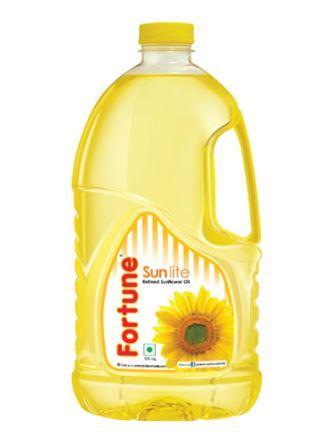Fortune Sun Lite Refined Sunflower Oil - 2 Litres