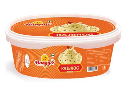 Hangyo Rajbhog Ice Cream