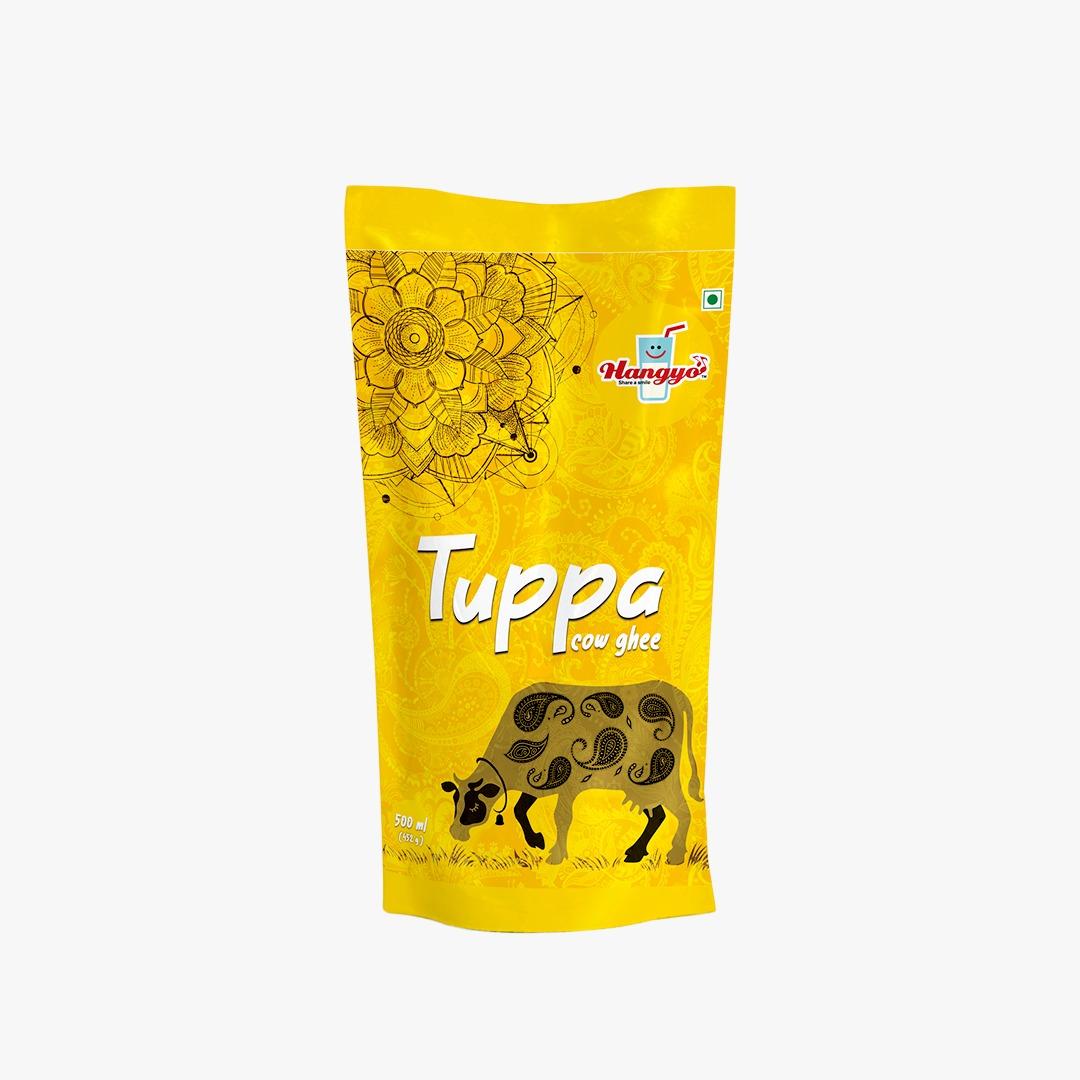Hangyo Tuppa (Ghee) -  500 ML Pouch