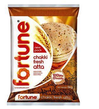 Fortune Chakki Fresh Atta 5 Kg