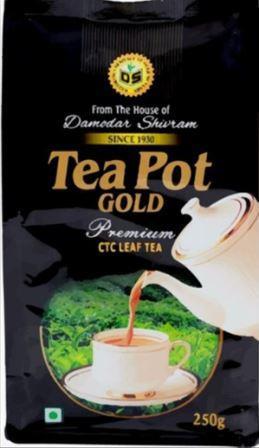 Tea Pot Gold Premium CTC Leaf Tea - 250 g