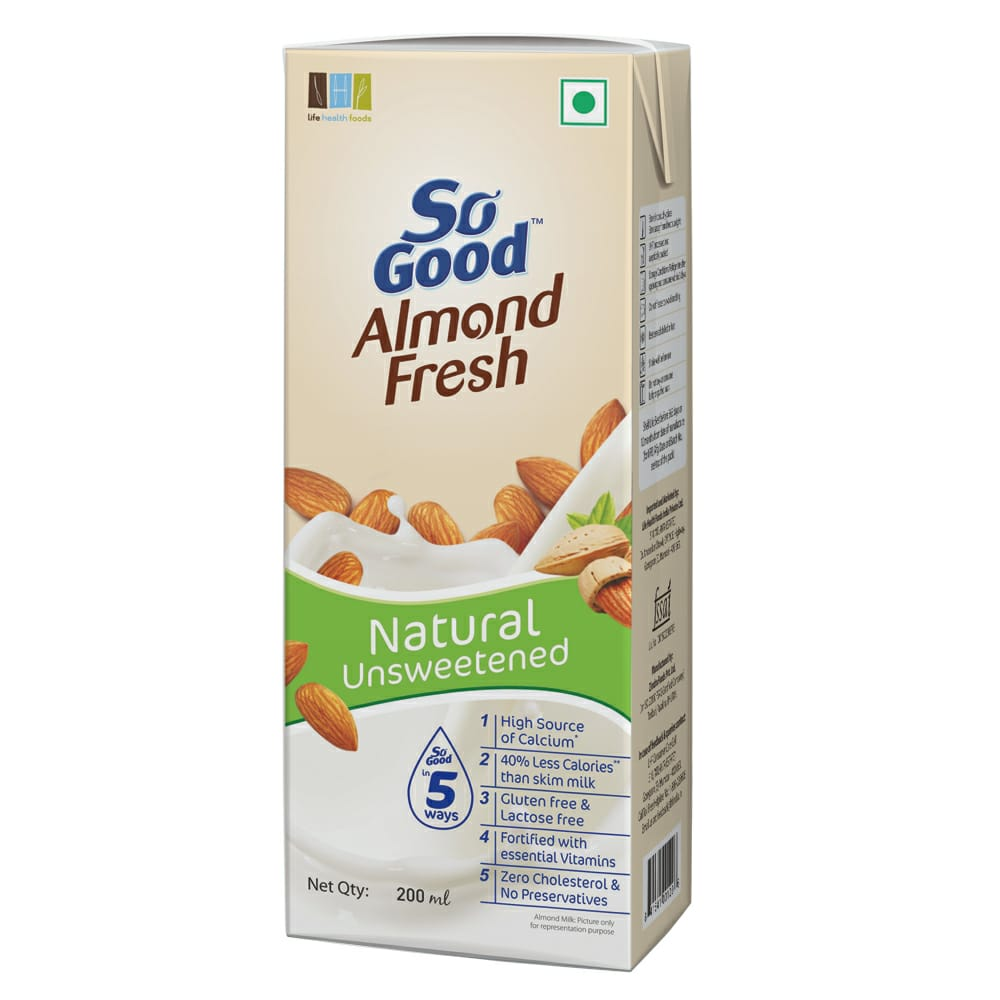 So Good Almond Fresh (Natural Unsweetened)