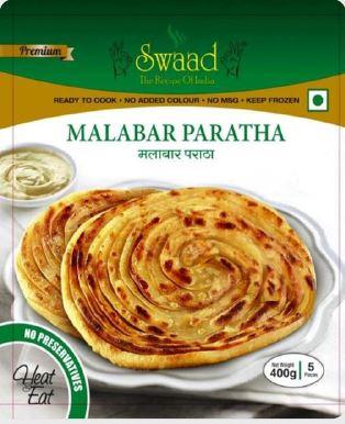 Swaad Malabar Paratha 400g