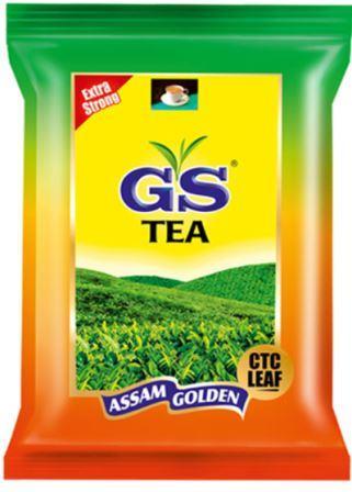 GS TEA - Assam Golden CTC Leaf - 250 g