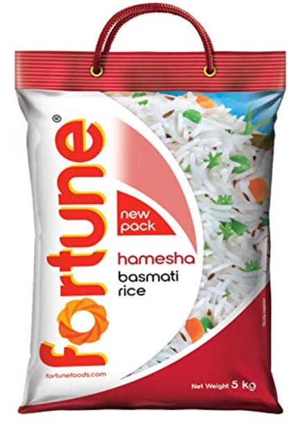 Fortune Hamesha Basmatic Rice 5 Kg