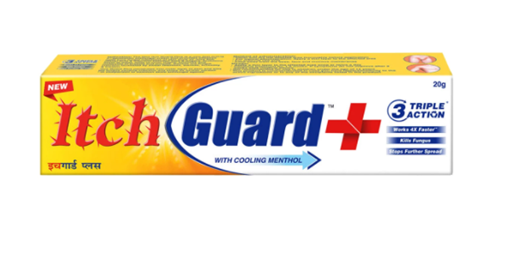 Itch Guard Plus Cream with Cooling Menthol - 12 g