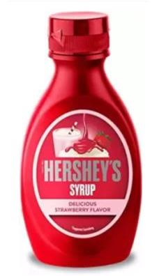 Hershey's Syrup - Strawberry Flavor (200g)