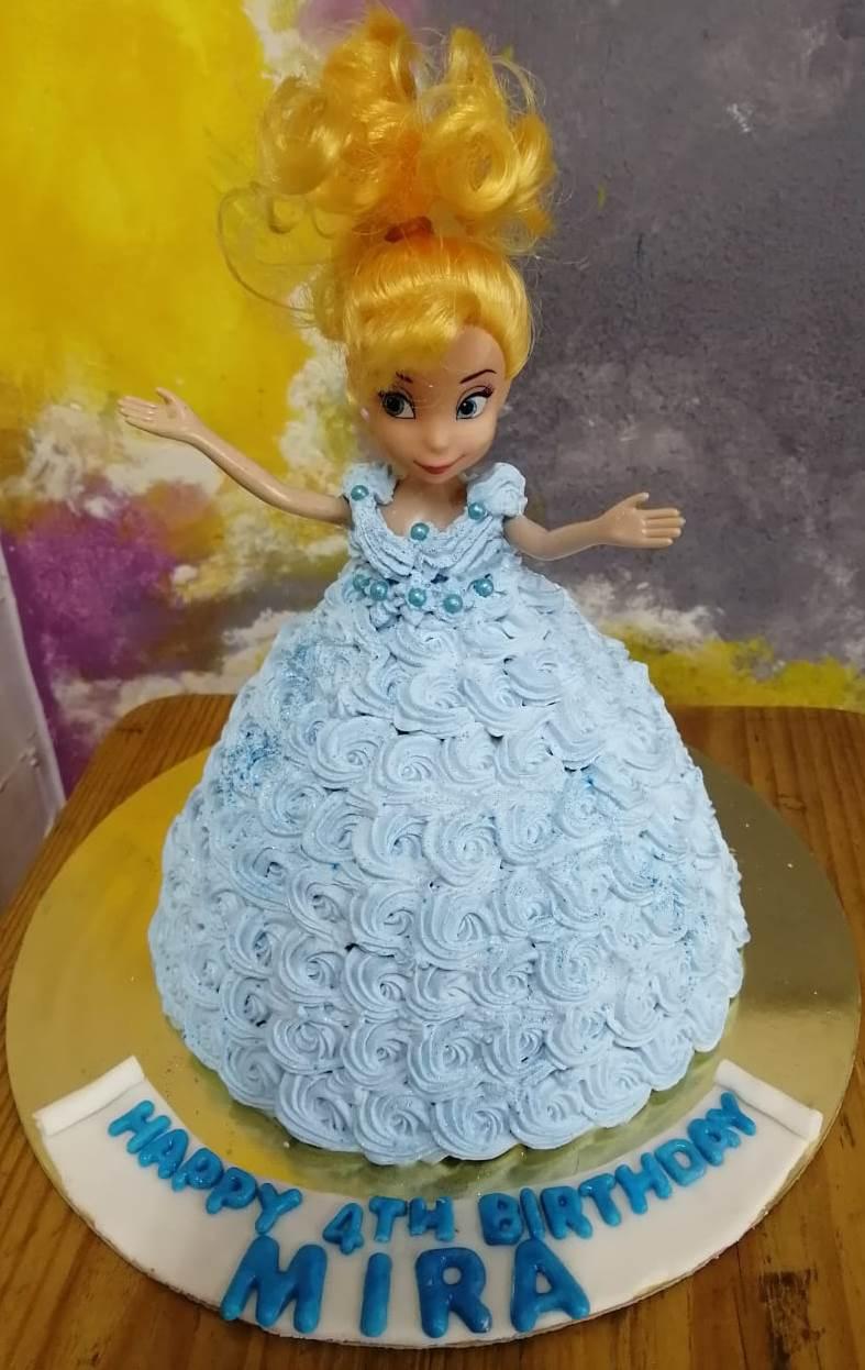 Doll Cake - per Kg