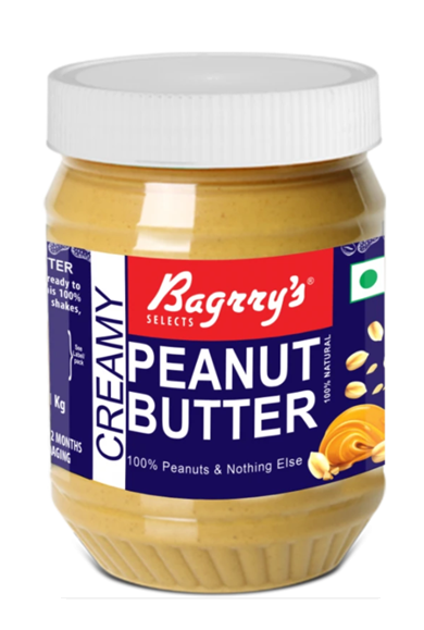 Bagrry's Creamy Peanut Butter