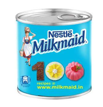 Nestle Milkmaid Sweetened Condensed Milk - 400 g Tin