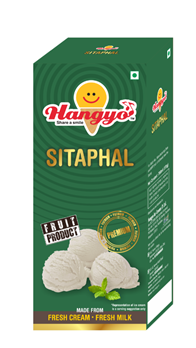 Hangyo Sitaphal Ice Cream Box - Family Pack