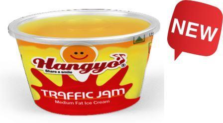 Hangyo Traffic Jam Ice Cream - 100 ml cup