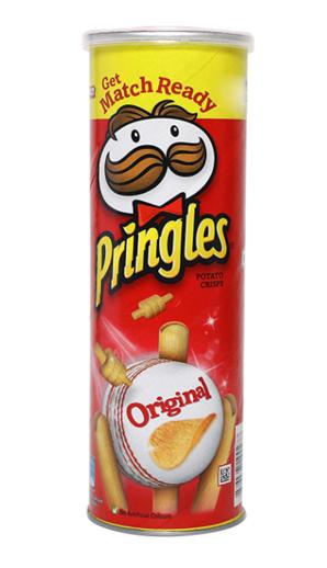Pringles Potato Crisps -Original - 107 g